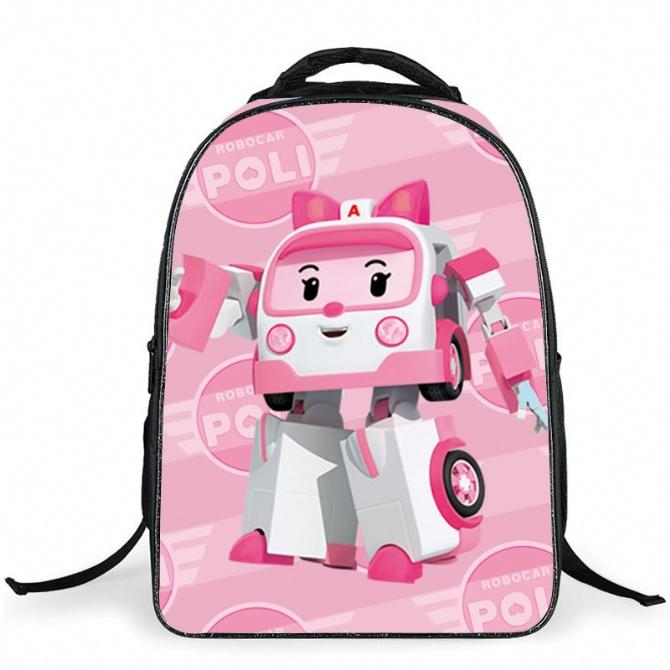 Robocar-W4  Handbag, Backpack, Laptop Notebook iPhone Tablet Beg