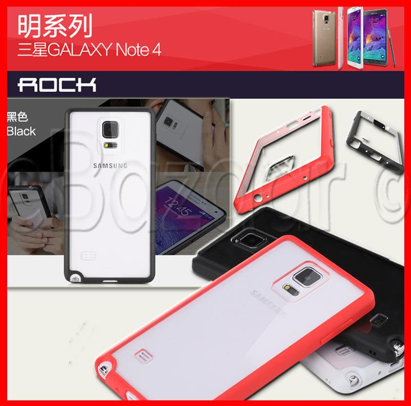 ROCK™ Enchanting Series 2H Protective Case for Samsung Galaxy Note 4