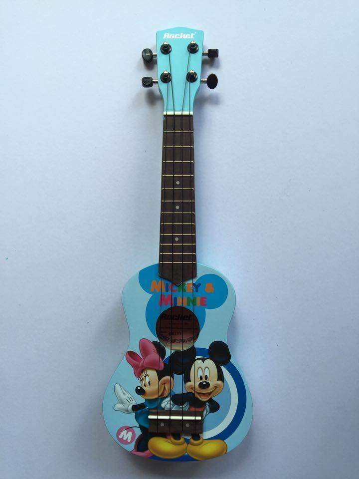 ROCKET GM151 UKULELE