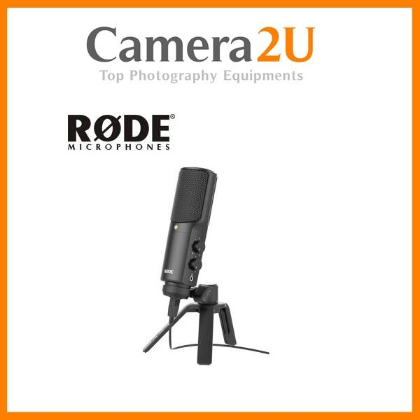 NEW Rode NT-USB Microphone