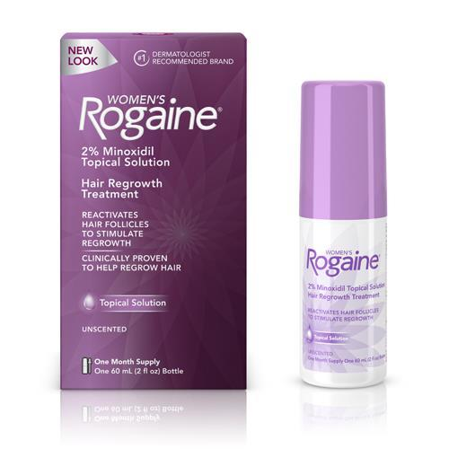 Rogaine WOMEN HAIR LOSS SOLUTION