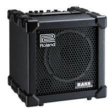 "ROLAND Cube 20XL (20W, 1x8"") Bass Guitar Amplifier"
