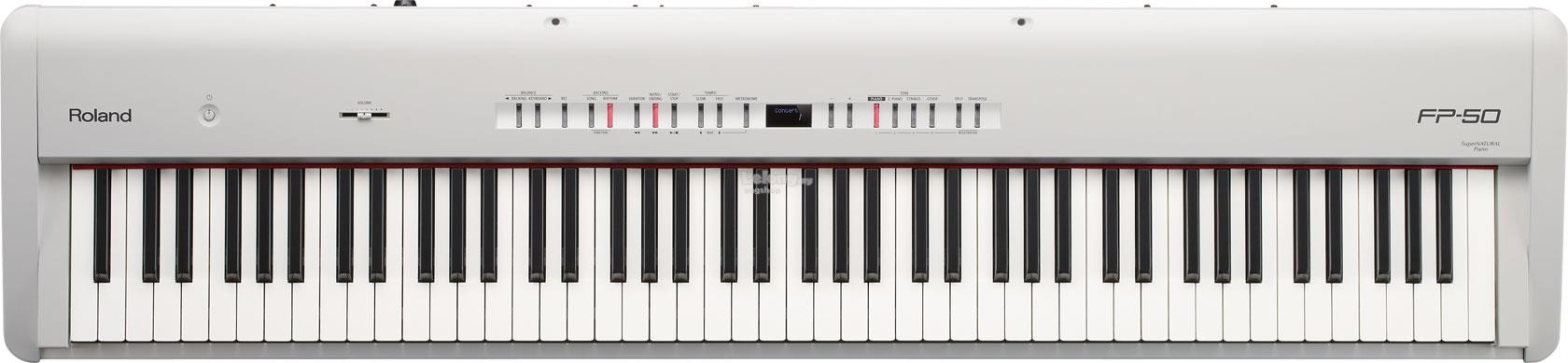 Roland Digital Piano FP-50 White
