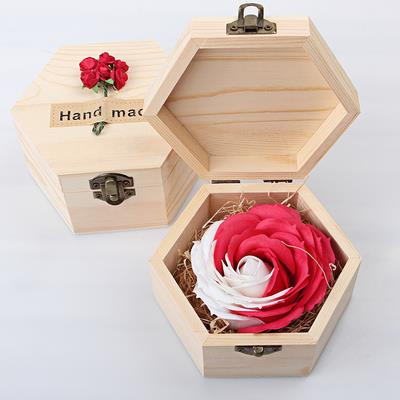 Rose Soap Gift Box