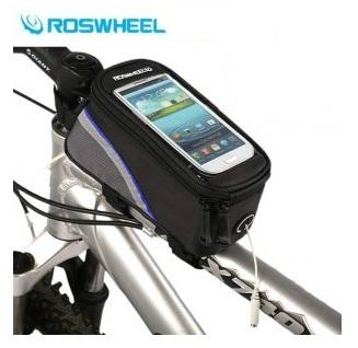 Roswheel Bicycle Smart Phone Bag /Cycling Bike Mobile Case (4.2in)