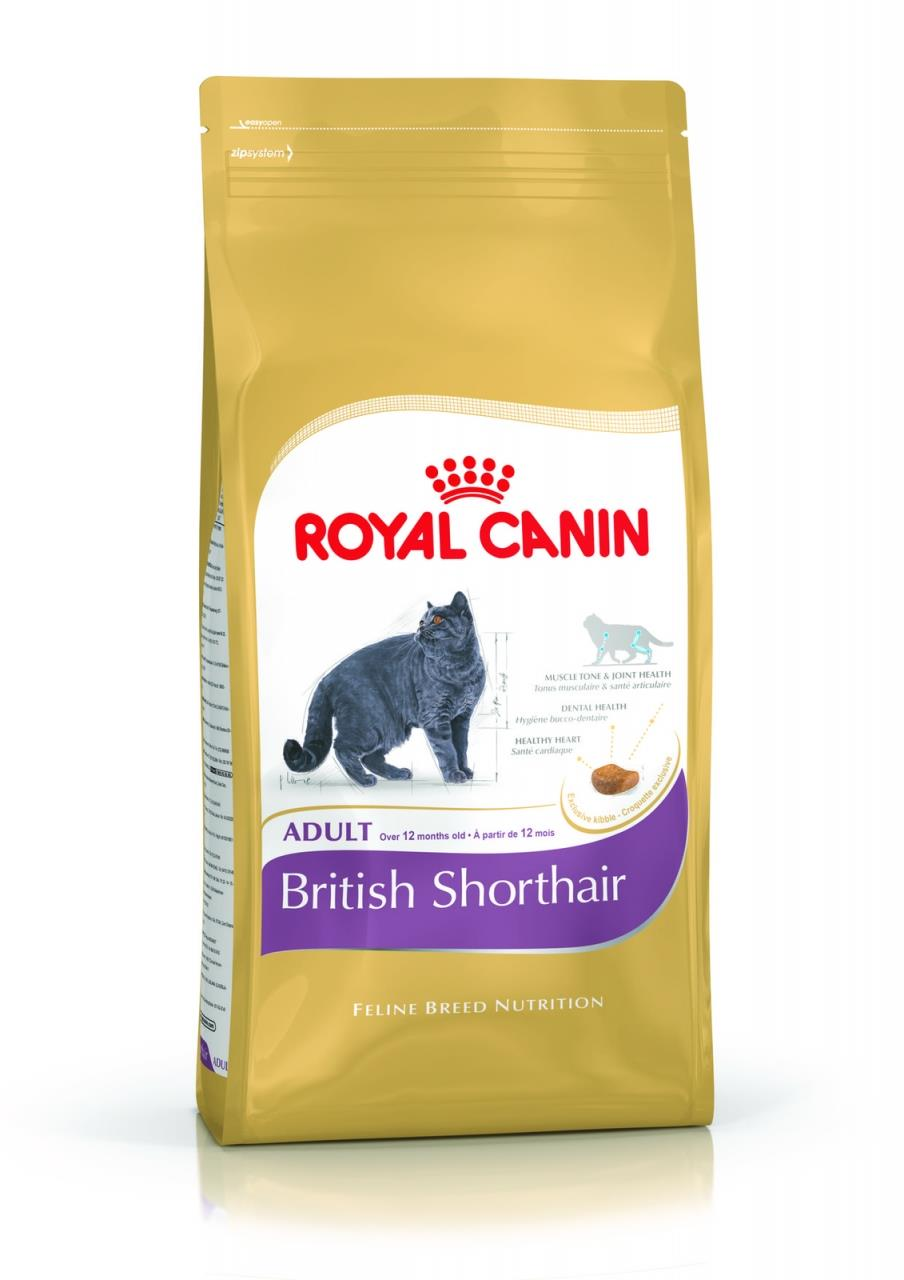 Royal canin british short hair 4kg