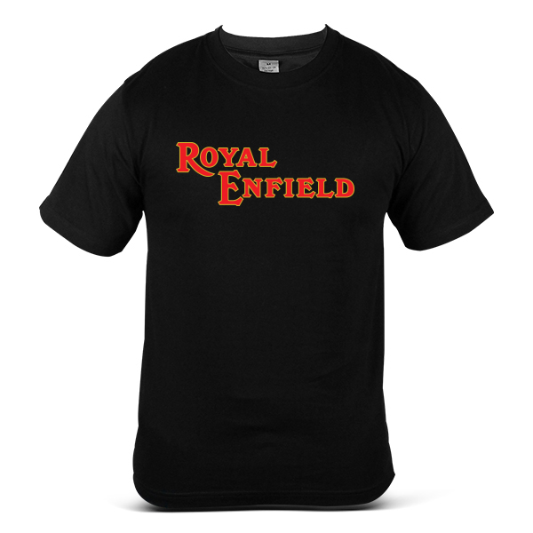 ROYAL ENFIELD Classic 1901 Motorcycle Racing Sport Bike Ride T-Shirt 1