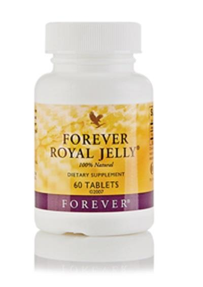 ROYAL JELLY 60 Tablet - FOREVER LIVING