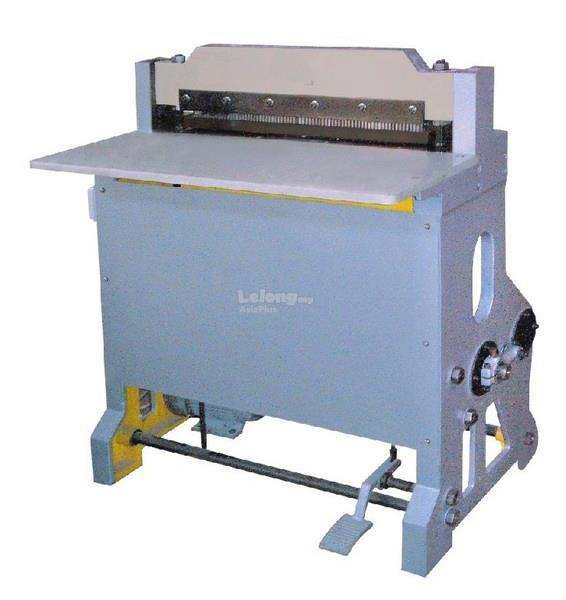 ROYALTECH COMMERCIAL ELECTRIC WIRE O PUNCHING MACHINE - RTCPM600