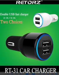 RT-39 Car Charger 2USB