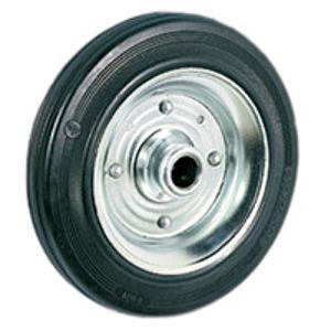 Rubber Wheel - 150mm