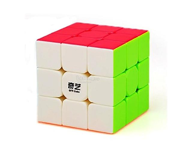 Rubik's Cube - MoFangGe 3x3x3 Warrior W Stickerless Colour
