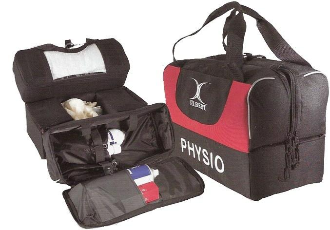 Rugby Accessories - Gilbert Physio Bag - KC