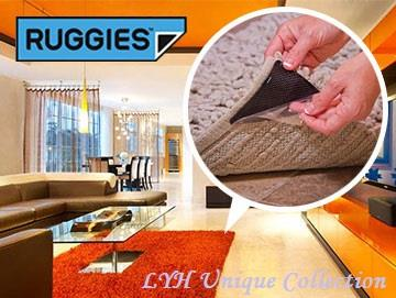 RUGGIES- Ruseable Rug Gripper Keeps Rugs & Mats in Place