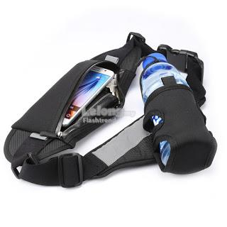 Running Belt With Bottle Holder (Free Shipping)