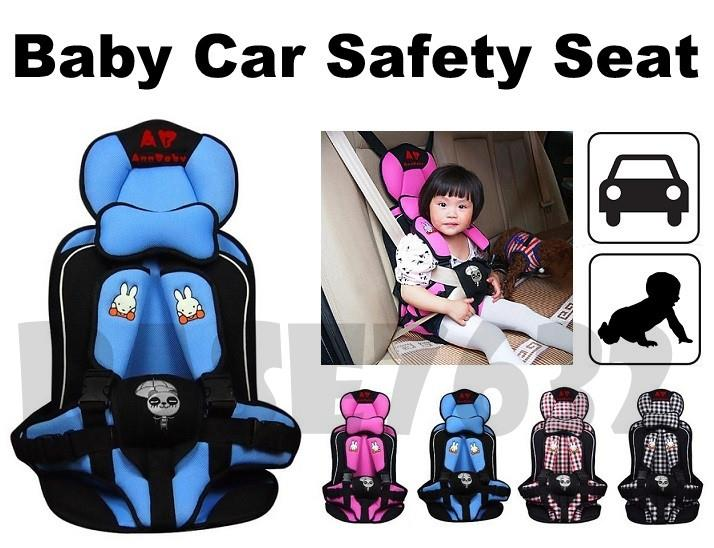 Safety  Infant Child Baby Car Seat Seats Carrier Portable 1738.1