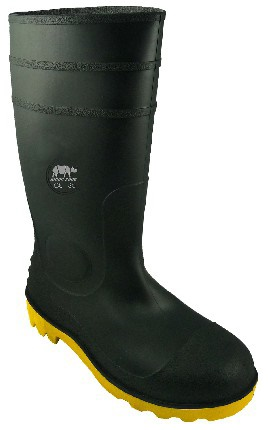Safety Wellington Boots Black WP ST SMS BWB302SP Del Inclusive No GST