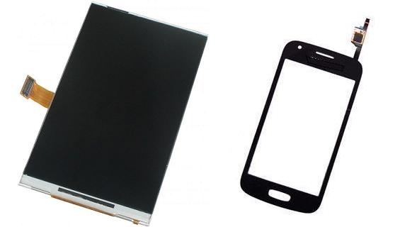 Samsung Ace3 S7270 S7272 S7275 Display Lcd / Digitizer Touch Screen