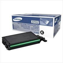 SAMSUNG Cartridge CLT-K609S Black Toner (Genuine) CLP-770 775ND 609