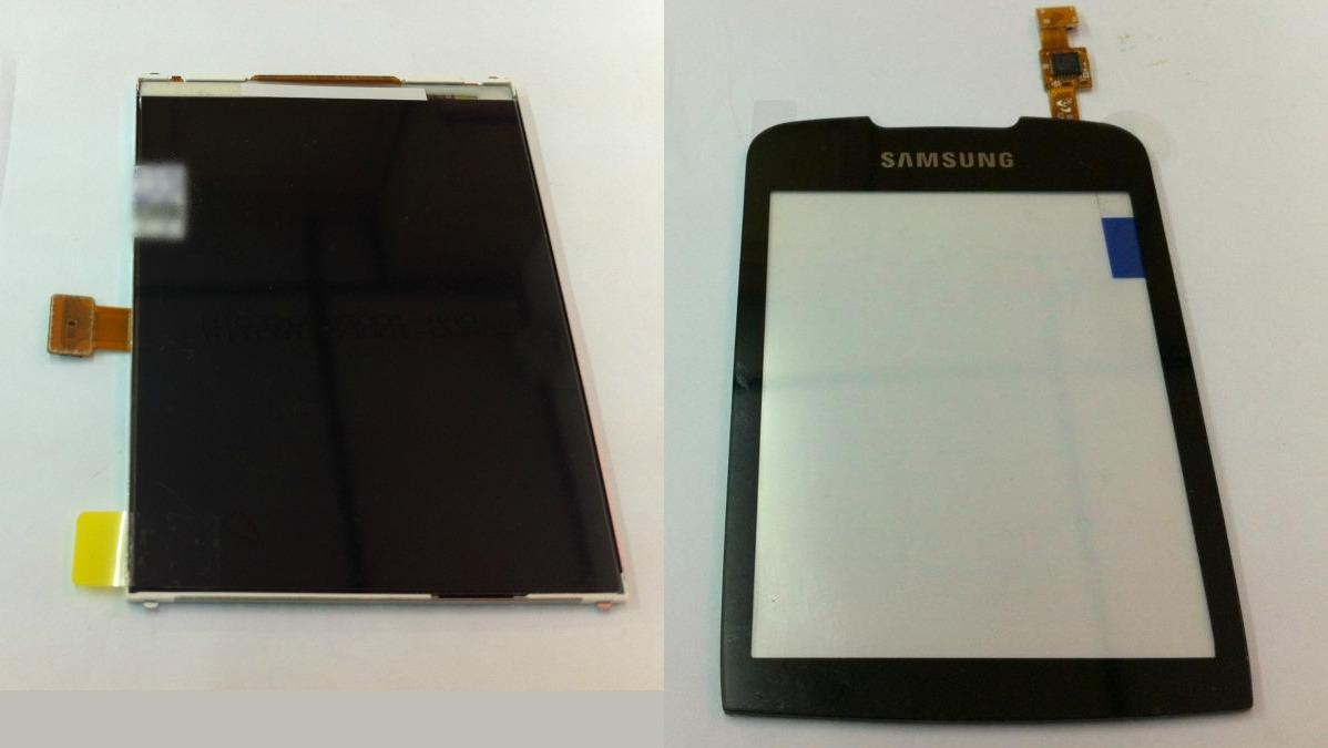 Samsung Corby 2 S3850 LCD Display / Digitizer Touch Screen Sparepart
