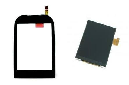 Samsung Galaxy 5 i5500 Lcd Display / Digitizer Touch Screen Sparepart