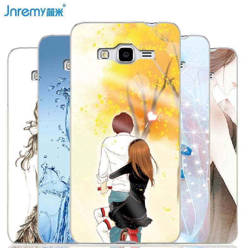 Samsung Galaxy Grand Prime G5308W Cartoon Hard Back Case Cover Casing