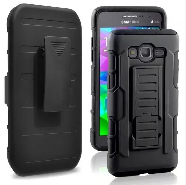 Samsung Galaxy Grand Prime G5308W ShakeProof Case Cover Casing