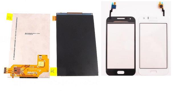 Samsung Galaxy J1 J100 J1 Mini J105 Display Lcd Digitizer Touch Screen