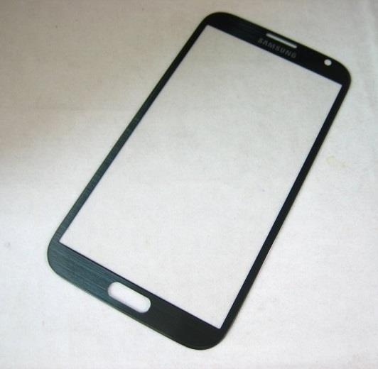 Samsung Galaxy Note 2 N7100 N7105 Glass ( LCD / Touch Screen ) ~ Grey