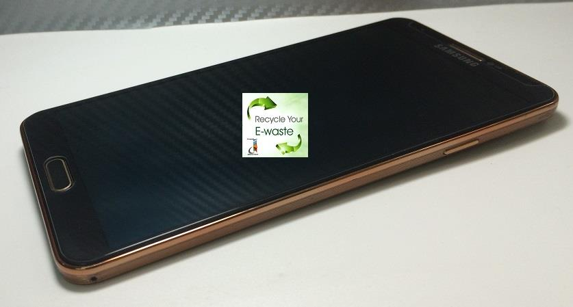 Samsung Galaxy Note 3 N9005 LTE LCD with Digitizer+ Frame (GOLD)