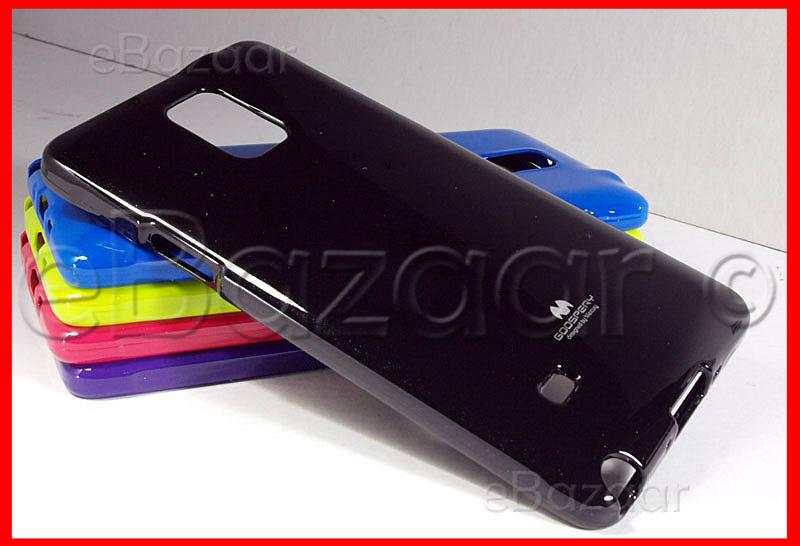 Samsung Galaxy Note 4 N910 Mercury Color Jelly Case