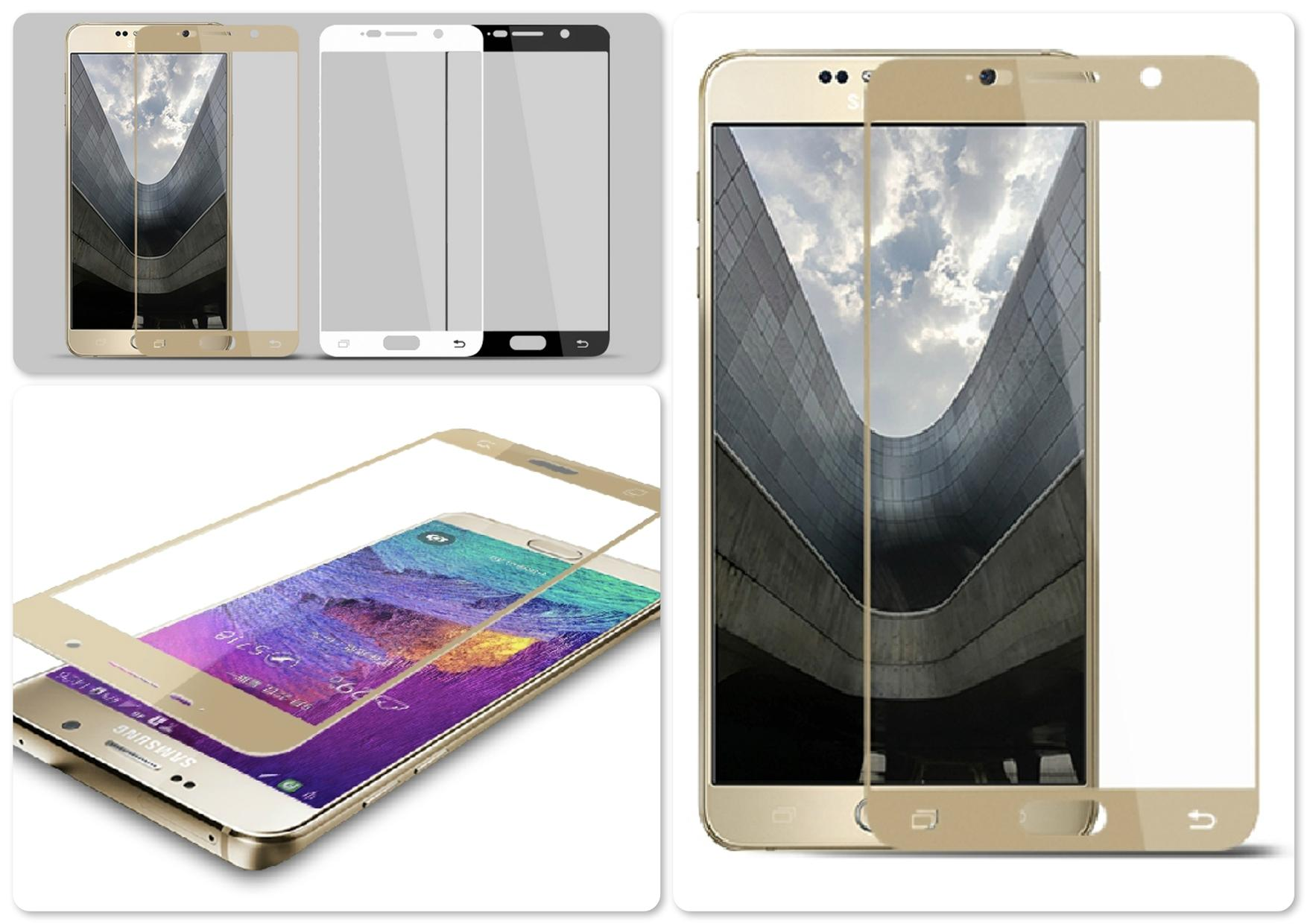 Samsung Galaxy Note 5 Rock 2.5D 9H Fully Cover Perfect Tempered Glass