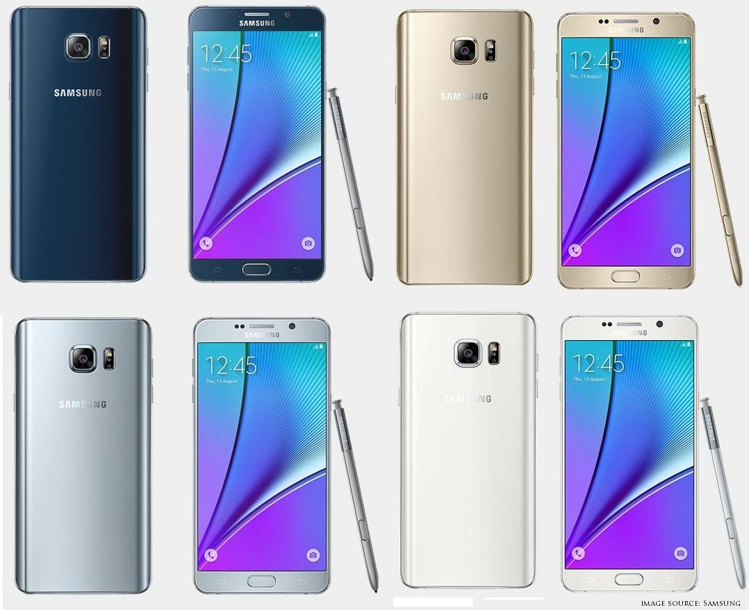 Samsung Galaxy Note 5 S8 Plus Ori SME Set FOC