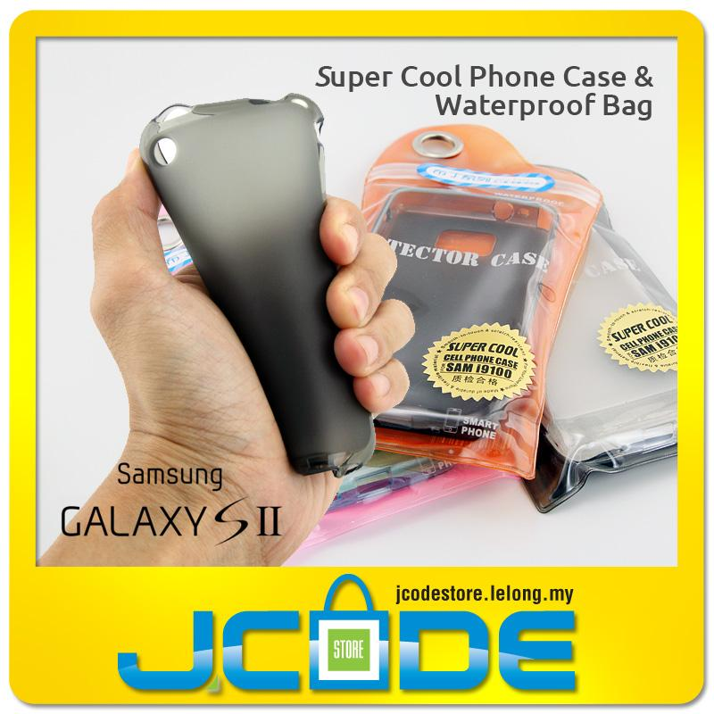Samsung Galaxy S2 i9100 Phone case & waterproof bag