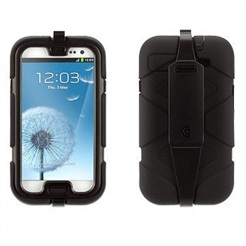 Samsung Galaxy S3 i9300 Lte i9305 Griffin Survivor Shockproof Cover