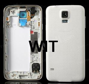 Samsung Galaxy S5 i9600 G900f Housing Middle Board Battery Back Cover
