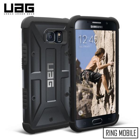 Samsung Galaxy S6 UAG Protective Slim Case / Black - Original