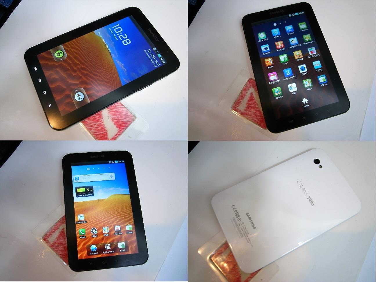 Samsung Galaxy Tab P1000 16Gb 3G Phone Table Rm330