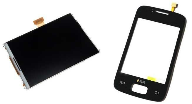 Samsung Galaxy Y Duos S6102 Lcd Display / Digitizer Touch Screen