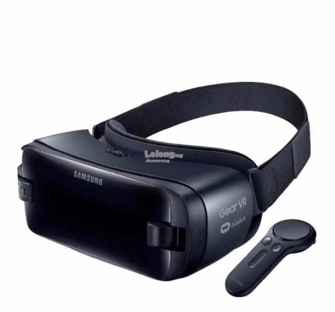 Samsung Gear VR with Controller 2017 R324N Virtual Reality Smartphone