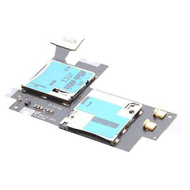 Samsung Note 2 N7100 N7105 Sim SD Card Slot Reading Holder Ribbon Flex