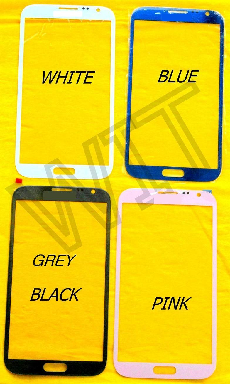 Samsung Note2 N7100 N7105 Front Glass Lens Lcd Digitizer Touch Screen