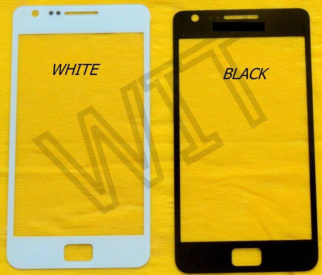 Samsung S2 i9100 Glass Front Glass Lens Lcd Digitizer Touch Screen