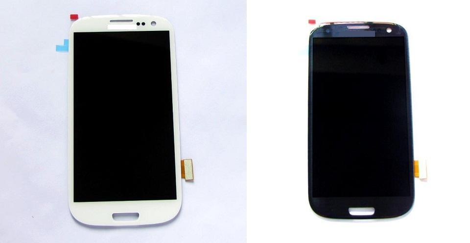 Samsung S3 i9300 i9305 LCD Display & Digitizer Touch Screen Glass