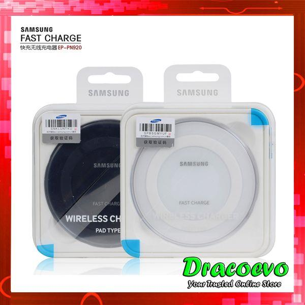 Samsung S6 S7 Edge Plus Note 5 Fast Wireless Charger Charging Pad