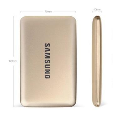 Samsung Ultra Slim Power Bank 20000mAh Super Slim Power Bank