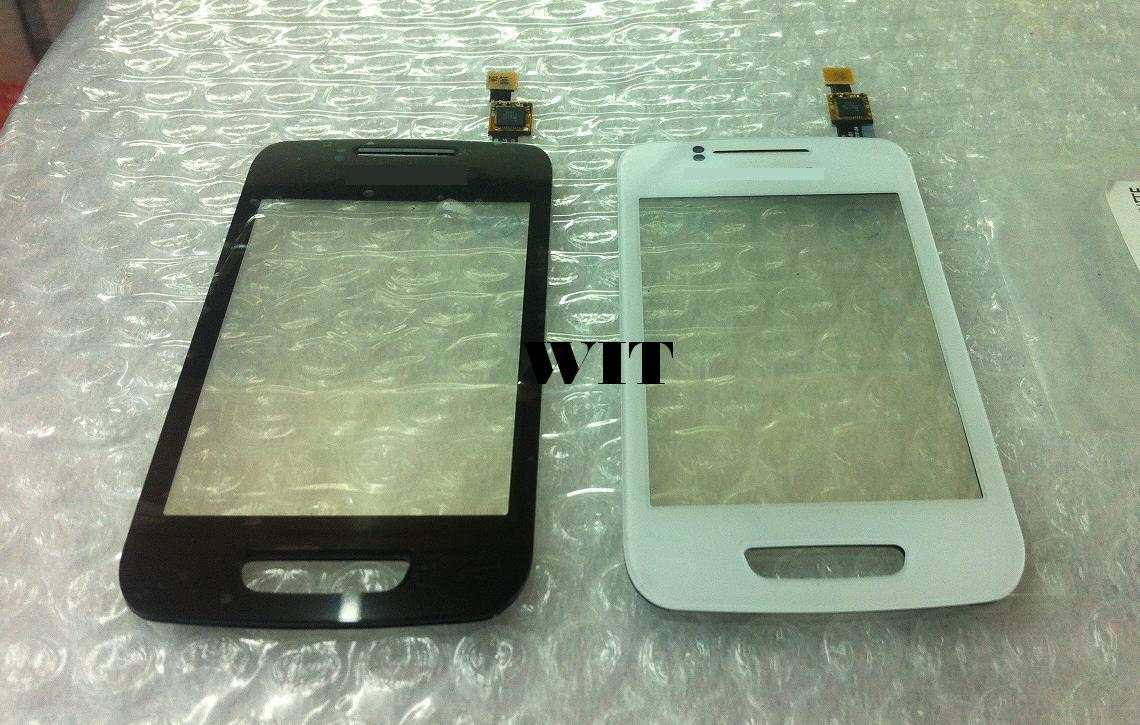 Samsung Wave Y S5380 Glass Digitizer Lcd Touch Screen Black / White Co