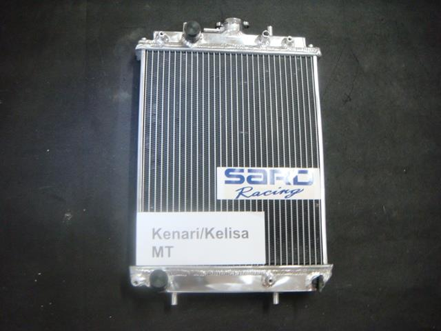 SARD radiator Kenari/Kelisa - Manual Transmission