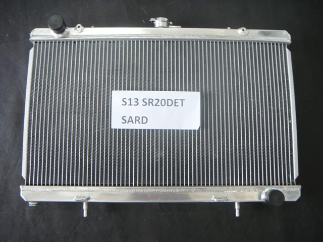 SARD radiator S13 SR20DET - Manual Transmission