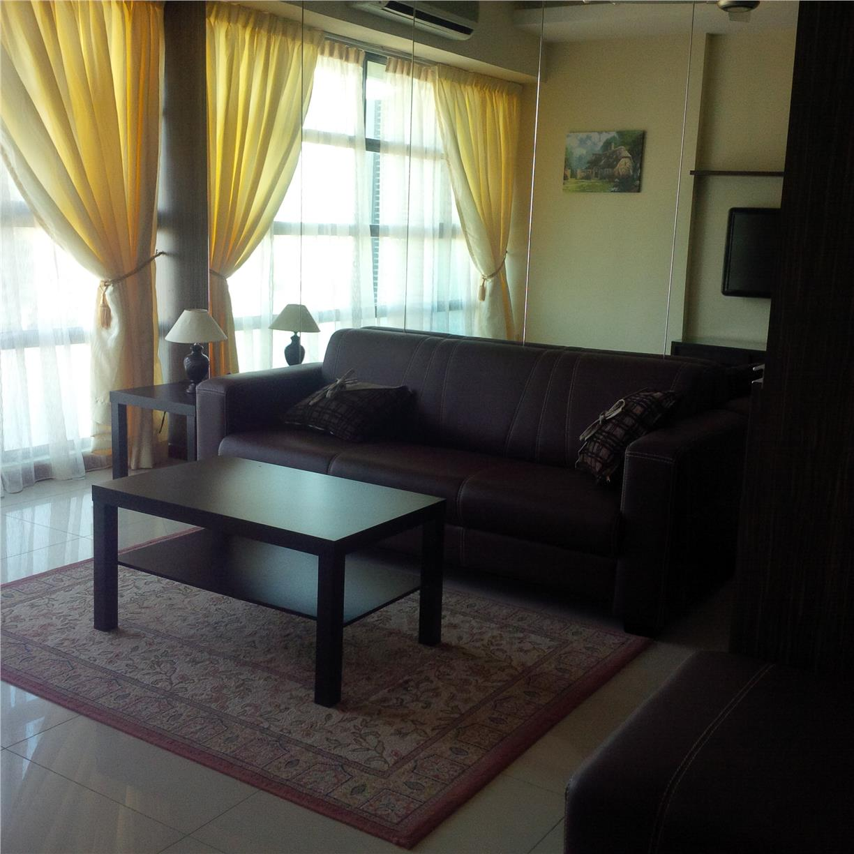 Saujana Residency Condo for rent, SS 16, Subang Jaya, Near Empire, F/F